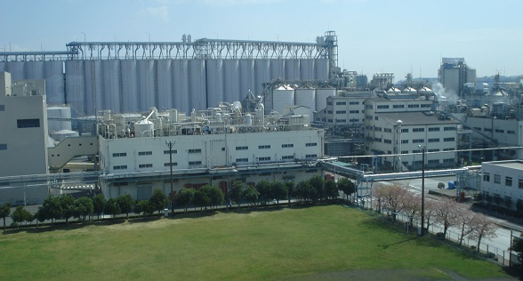 morillon  silo in japan