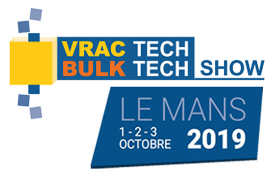 VRAC TECH EXPO MACON France 16 -18 OCTOBRE 2018 - Morillon System