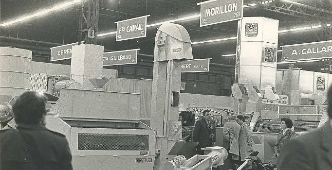 Salon SIMA Paris 1979 3-es
